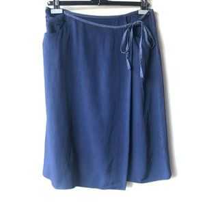 Martin Margiela No6 Vintage Rare Wrap Skirt